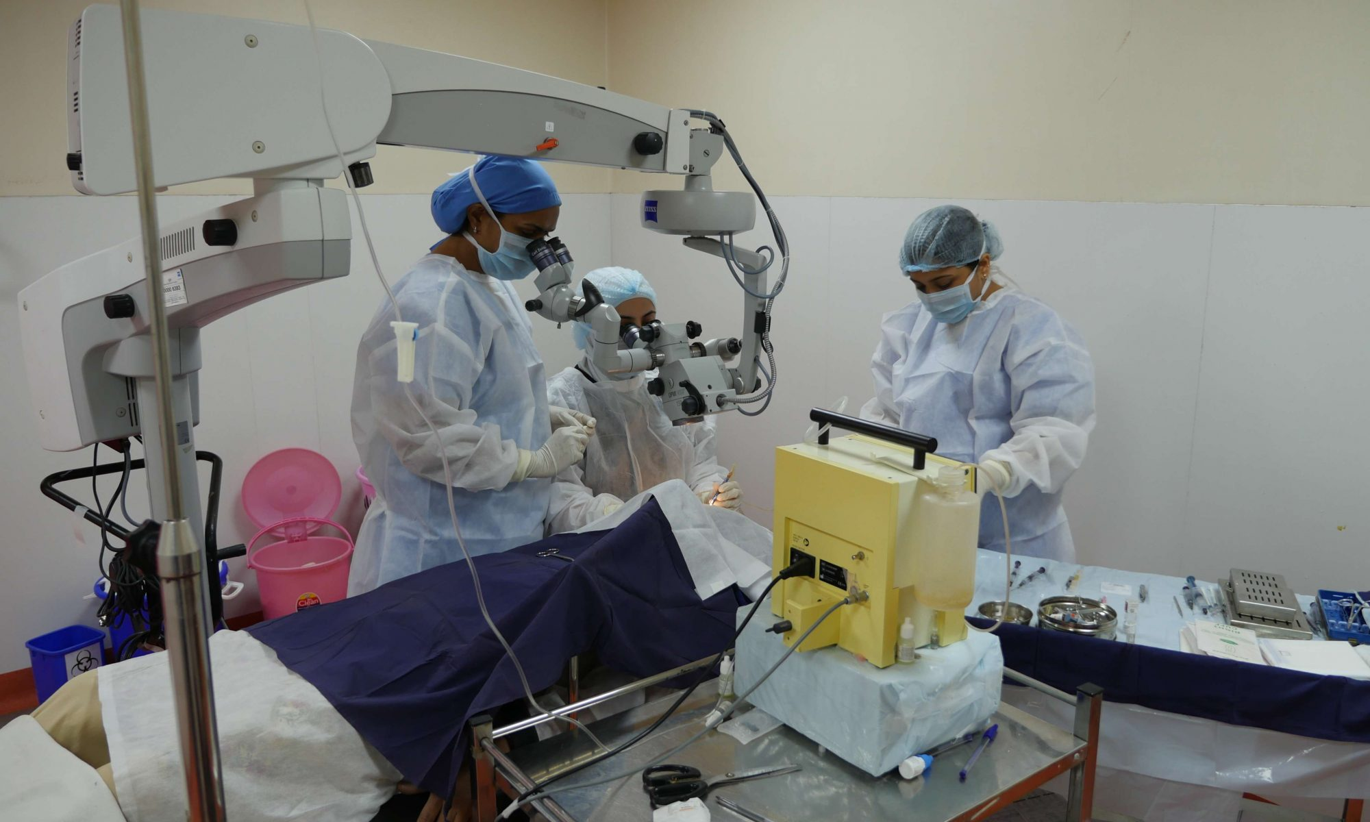 LASIK and Cataract Training India